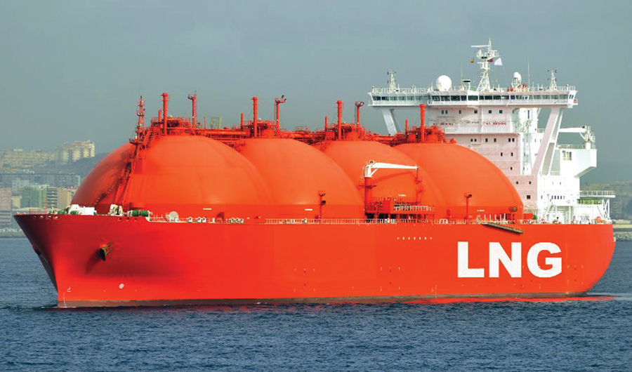 Summit's LNG terminal: The government faces 'capacity
