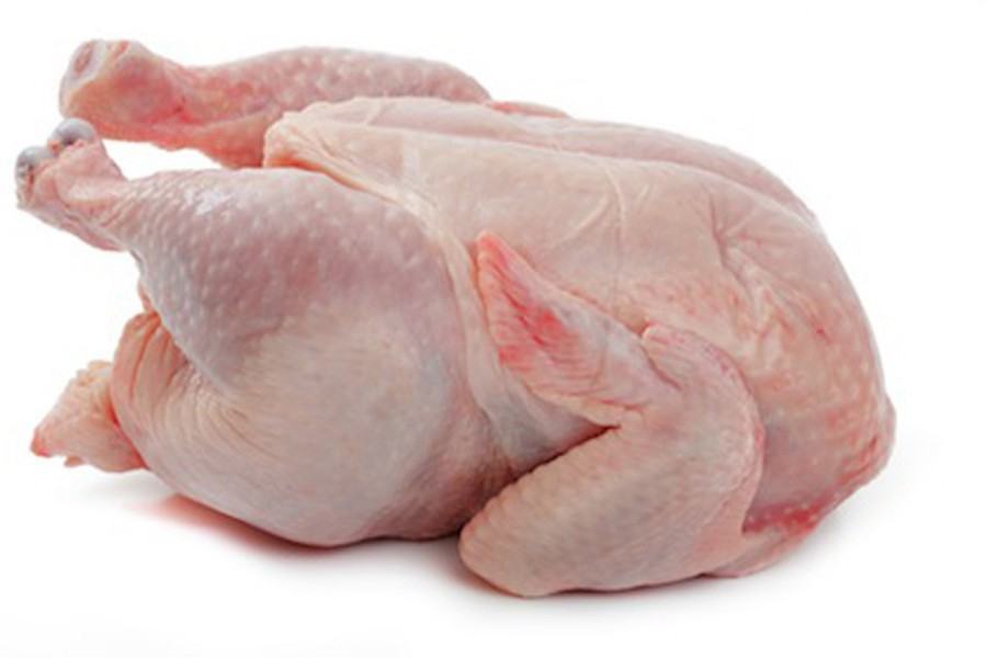 Thrust On Safe Chicken Meat