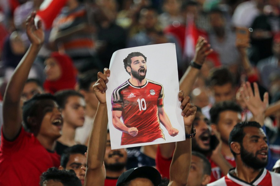 f58310dd4 Egyptian fans pin hopes on Salah for World Cup glory